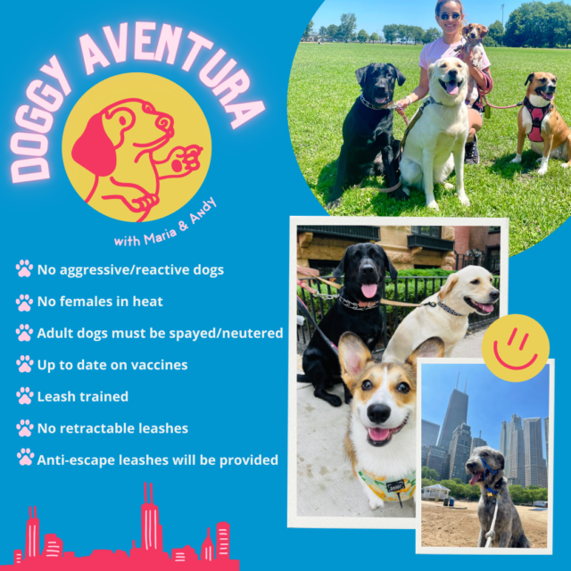 Doggy Aventura with Andy & Maria